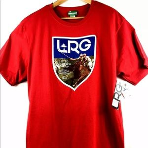 LRG Lifted Research Group Short Sleeve Graphic Tee